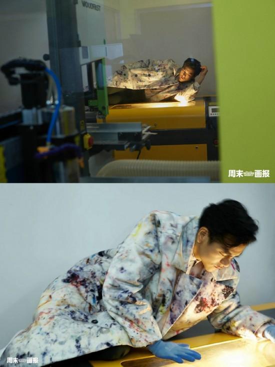 彭于晏电影质感主题大片 化身跨界研究员Dr.Peng