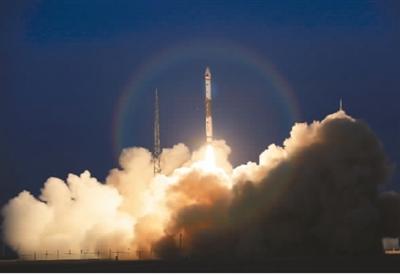 顺利进入预定轨道 中国再次成功发射一箭双星