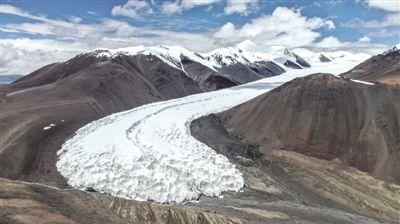 整体萎缩幅度达到27.7% 冰川消融敲响白色警钟
