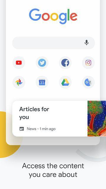 谷歌chrome安卓版修复了若干问题
