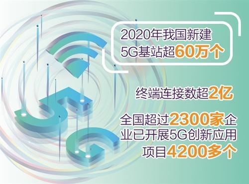 5G在上网流量的快速增长中发挥了巨大作用