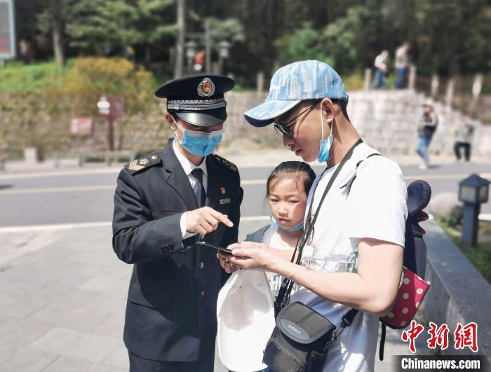 """""""五一""""假期安徽旅游市场升温明显"""