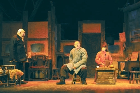 保留原班阵容 《骆驼祥子》再登首都剧场舞台
