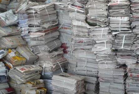 需求量越来越大 国产废纸回收增速价格上涨
