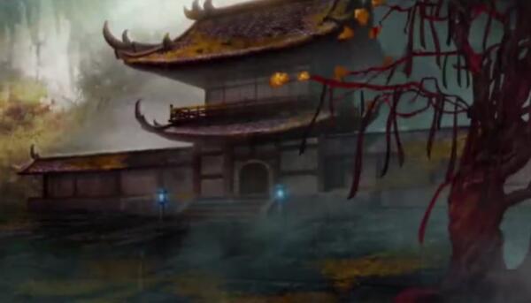 通过手绘的方式展示每一帧的变化 《吴承恩缉妖录》难度极大