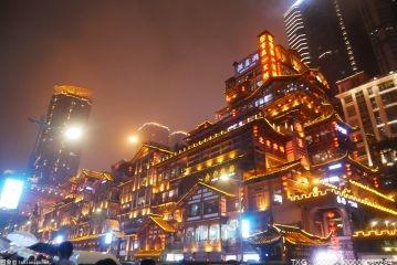 大众餐饮消费市场红火 中秋假期重庆进一步释放了消费潜力
